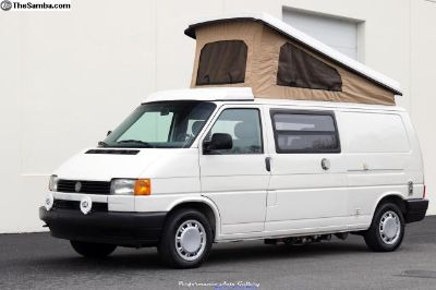 1995 Eurovan Full Winnebago Camper |1-Owner|75k mi