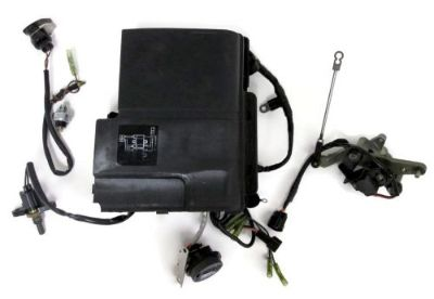Purchase Yamaha 4-Stroke Outboard Ignition Electrical Assembly 75-100 HP 1999-2004 67F motorcycle in Ada, Michigan, United States, for US $499.95