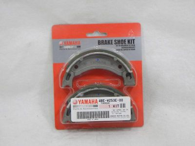 Buy YAMAHA 4BE-W253E-00 BRAKE SHOE KIT *NEW motorcycle in Rancho Cucamonga, California, US, for US $10.75