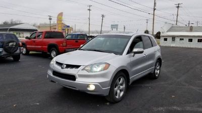 2007 Acura RDX SH AWD w/Tech 4dr SUV w/Technology Package