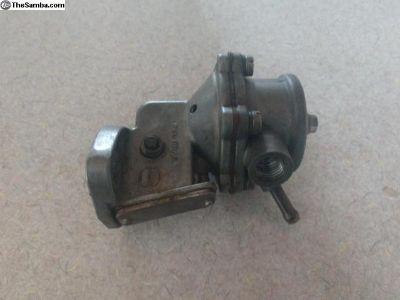 40 HP Fuel Pump Brazil