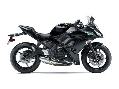 2017 Kawasaki Ninja 650 Sport Motorcycles Barre, MA