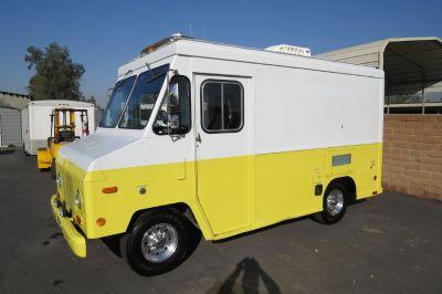 1987 Chevrolet P20 10 ft. Step Van / Motorhome conversion