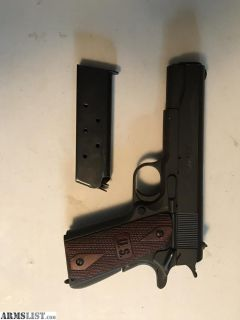 For Sale: Springfield Armory .45 M1911