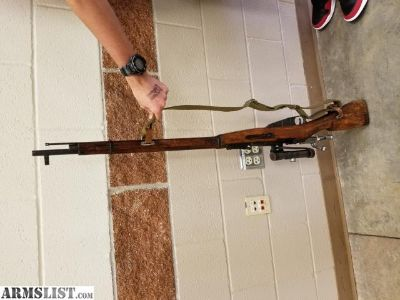 For Sale: Mosin nagant sniper pre war 1935 matching numbers
