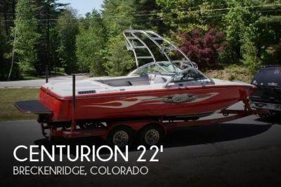 2006 Centurion 22 Avalanche