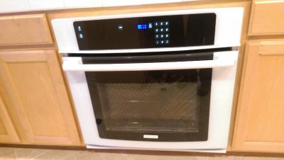 Electrolux Built-In Oven, Electric