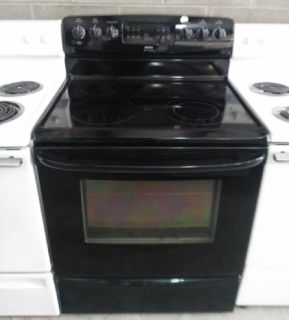 Black Ceramic Range