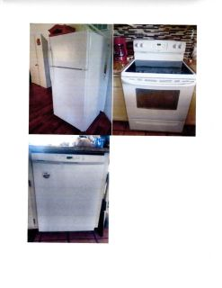 KENMORE Kitchen Set Fridge,Stove,Dishwasher,Hood