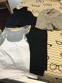 Maternity Clothes! Small and Extra Small, gently used.