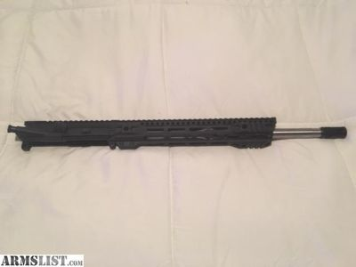 "For Sale: 16"" 223 WYLDE Upper with Mid-State Firearms Rail"
