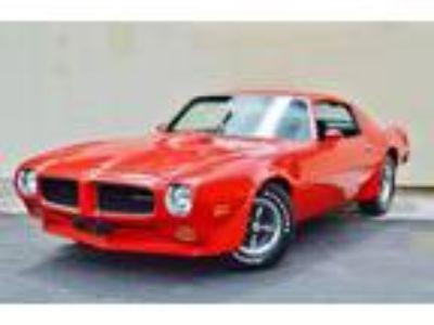 1973 Pontiac Trans Am V8 455