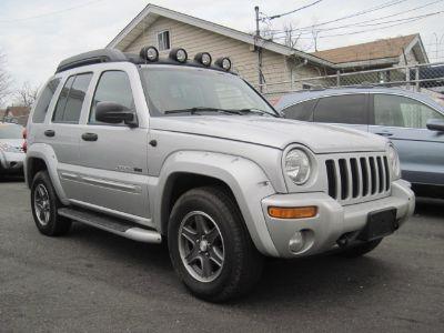 2003 Jeep Liberty Renegade (Silver)