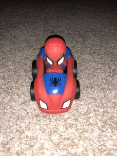 Like new Spider-Man collectible