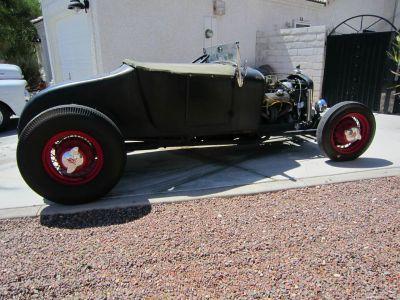 '27 Roadster Hot rod
