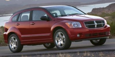 2007 Dodge Caliber SXT (Black)