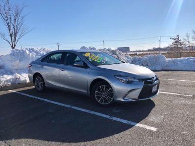 2017 Toyota Camry SE Auto (Natl) (Silver)