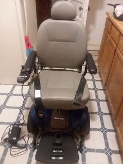 Jazzy Elite Electric wheel chair