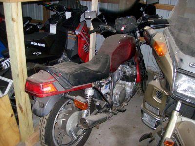 1982 Yamaha Seca Street / Supermoto Motorcycles Wisconsin Rapids, WI