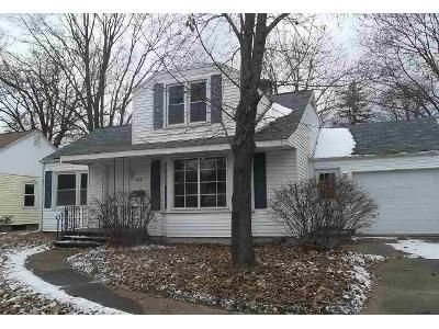 4 Bed 1 Bath Foreclosure Property in Wisconsin Rapids, WI 54494 - 1st St N