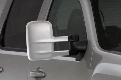 Buy SES Trims TI-MC-123F Chevy Silverado Mirror Covers Truck Chrome Trim 3M motorcycle in Bowie, Maryland, US, for US $66.00