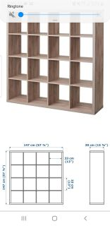 IKEA bookcase for 50 dollars