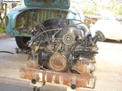 1964 Ghia Motor