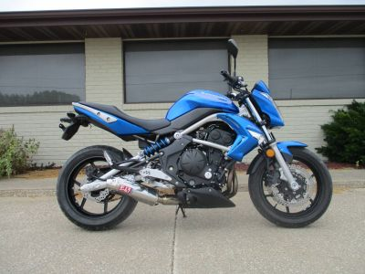 2009 Kawasaki ER-6n Sport Motorcycles Winterset, IA