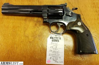 For Sale: S&W 14-5