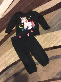 My Little Pony 3T outfit