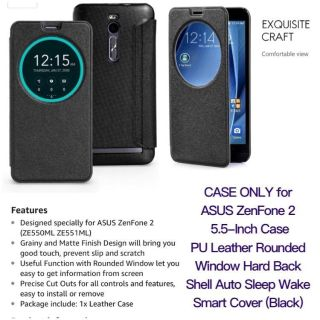 NEW CASE FOR ASUS ZEN FONE 2
