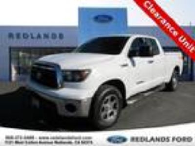 Used 2011 Toyota Tundra 2WD Truck Super White, 70.4K miles
