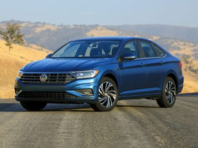 2019 Volkswagen Jetta 1.4T SE (Blue Silk Metallic)