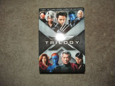 X Men DVD Set