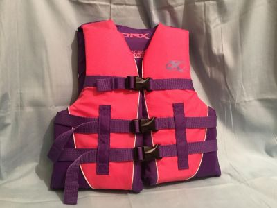 New DBX Youth Life Vest