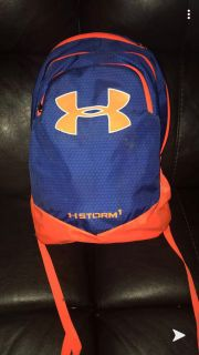 Used under armor backpack $10