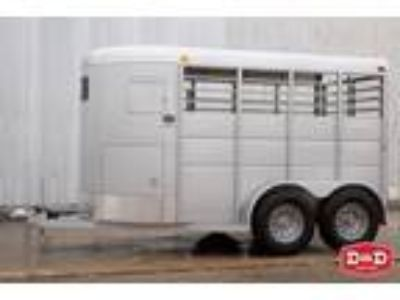 2019 Calico Trailers 2 Horse Straight Load Trailer 2 horses