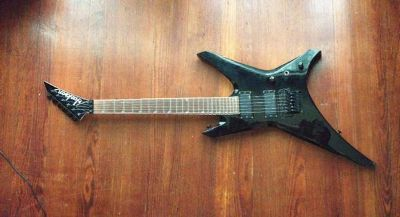 Jackson WRMG Warrior electric guitar