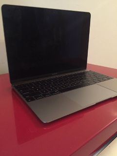 Apple MacBook 12 Laptop, 512GB