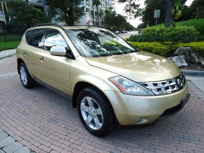 $2,150, 2003 Nissan Murano SL For Sale By Owner
