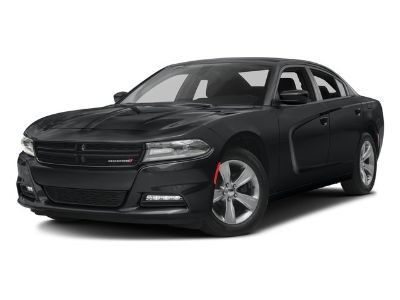 2017 Dodge Charger SXT (Granite Pearlcoat)