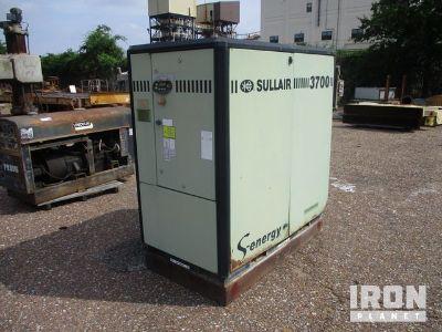 2011 Sullair 3709/A Air Compressor
