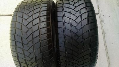 Two P285/55R18 Tires