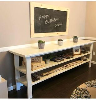 Rustic Console Table / Buffet