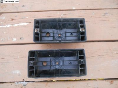 Bosch Driving Fog Light Housings Pair Lights