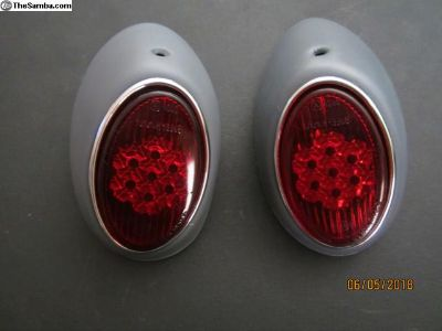 Nice Snow Flake Tail Lights - Hella