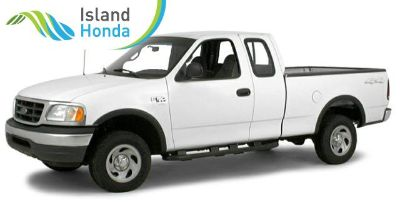 2000 Ford F-150 Work (WHITE)