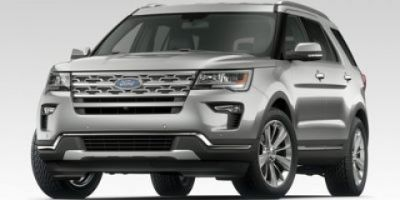 2018 Ford Explorer Limited (White)