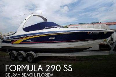 2006 Formula 280 SS