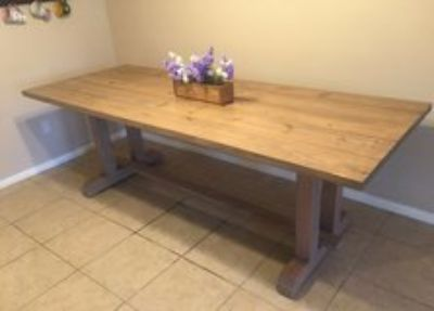 Farmhouse Table - 8ft